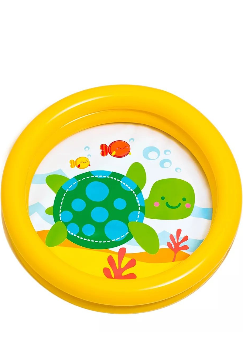 Piscina infantil inflável Intex 15L Tartaruga baby